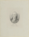Bildnis des Jean Paul Friedrich Richter, Sintzenich, Heinrich - um 1800 (Quelle: Digitaler Portraitindex)