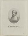Bildnis des Euripides, Bollinger, Friedrich Wilhelm-1800 (Quelle: Digitaler Portraitindex)