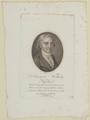Bildnis des Christoph Wilhelm Hufeland, Bollinger, Friedrich Wilhelm - 1796/1825 (Quelle: Digitaler Portraitindex)