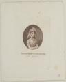 Bildnis der Friederike Unzelmann, Bollinger, Friedrich Wilhelm - 1796 (Quelle: Digitaler Portraitindex)