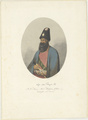 Bildnis des Mirsa Abul Hassan Chan, Peter Fendi - 1837/1842 (Quelle: Digitaler Portraitindex)