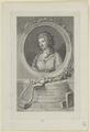 Bildnis der Charlotte Elisabeth Constantia von der Recke, Henne, Eberhard Siegfried - 1792 (Quelle: Digitaler Portraitindex)