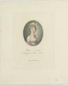 Bildnis der Marie Auguste von Chur=Sachsen, Richter, Anton Philipp (zugeschrieben) - 1804/1829 (Quelle: Digitaler Portraitindex)