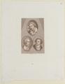 Gruppenbildnis des v. Schiller, v. Kotzebue und Iffland, Johann Friedrich Bolt - 1803 (Quelle: Digitaler Portraitindex)