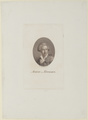 Bildnis des August von Kotzebue, Johann Friedrich Bolt-1797 (Quelle: Digitaler Portraitindex)