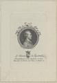 Bildnis des de Racknitz, Friedrich Gr gory - 1776/1788 (Quelle: Digitaler Portraitindex)