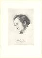 Bildnis des W. Schadow, C. Schulgen-Bettendorff - 1834 (Quelle: Digitaler Portraitindex)