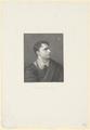 Bildnis des Bernhard von Lindenau, Moritz Steinla-1821/1858 (Quelle: Digitaler Portraitindex)