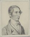 Bildnis des Karl Maria Friedrich Ernst von Weber, Carl August Schwerdgeburth - 1823 (Quelle: Digitaler Portraitindex)