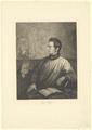 Bildnis des Clemens Brentano, Ludwig Emil Grimm (ungesichert) - 1837 (Quelle: Digitaler Portraitindex)