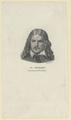Bildnis des Fr. R�ckert, Nordheim, Johann Georg - 1819/1853 (Quelle: Digitaler Portraitindex)