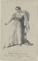 Bildnis der Wilhelmine Schr�der-Devrient, Wilhelm Sander - 1818/1836 (Quelle: Digitaler Portraitindex)