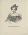 Bildnis der Wilhelmine Schr�der-Devrient, Kneisel, August - 1833 (Quelle: Digitaler Portraitindex)