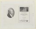 Bildnis des Karl M�chler, Johann Friedrich Bolt - 1800 (Quelle: Digitaler Portraitindex)