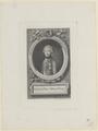 Bildnis des Franciscus, Jakob Adam - 1792 (Quelle: Digitaler Portraitindex)