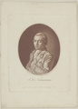 Bildnis des J. G. Naumann, Christian Gottfried Schulze - um 1785 (Quelle: Digitaler Portraitindex)