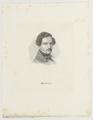 Bildnis des Ed. Bendemann, unbekannter K nstler - 1820/1840 (Quelle: Digitaler Portraitindex)