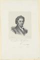 Bildnis des Moritz Retzsch, Schertle, Valentin - 1835 (Quelle: Digitaler Portraitindex)