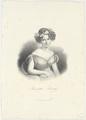 Bildnis der Henriette Sontag, M. G. Helmlehner - 1827 (Quelle: Digitaler Portraitindex)