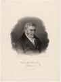 Porträt Christoph Arnold., Wilhelm Heinrich Gottlieb Baisch-1841 (Quelle: Digitaler Portraitindex)