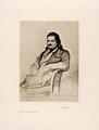 Portr�t Honor� de Balzac., 1862/1866 (Quelle: Digitaler Portraitindex)
