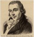 Porträt Rudolph Zacharias Becker.,  (Quelle: Digitaler Portraitindex)