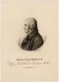 Portr�t Friedrich Justin Bertuch., Josef Raabe - um 1850 (Quelle: Digitaler Portraitindex)