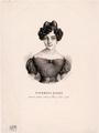 Portr�t Katharina Canzi., Jean Decourcelle - 1826 (Quelle: Digitaler Portraitindex)