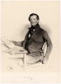 Portr�t Anton Diabelli., Josef Kriehuber (1800) - 1841 (Quelle: Digitaler Portraitindex)
