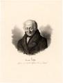 Portr�t Johann Heinrich F�ssli (1745-1832)., Johann Jakob Lips - um 1833 (Quelle: Digitaler Portraitindex)
