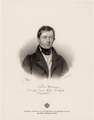 Porträt Tobias Haslinger (1787 - 1842), Josef Kriehuber (1800)-1842 (Quelle: Digitaler Portraitindex)