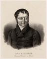 Portr�t Julius Eduard Hitzig (1780 - 1849), Gottfried K stner - um 1850 (Quelle: Digitaler Portraitindex)
