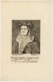 Porträt Georg Rhau (1488 - 1548)., Friedrich Roth-Scholtz-1726 (Quelle: Digitaler Portraitindex)