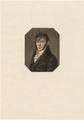 Portr�t August Schumann (1773 - 1826)., Gotthelf Leberecht Glaeser - 1826 (Quelle: Digitaler Portraitindex)