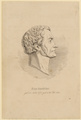 Portr�t Alois Senefelder (1771 - 1834)., o. J. (Quelle: Digitaler Portraitindex)