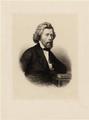 Portr�t Georg Wigand (1808 - 1858)., Gottfried K hn - um 1850 (Quelle: Digitaler Portraitindex)