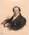 Portr�t Karl Theodor von K�stner (1784 - 1864)., Georgi, Friedrich Traugott - 1833 (Quelle: Digitaler Portraitindex)