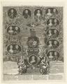 Bildnisse der Angehörigen des preußischen Königshauses, 1749 (Quelle: Digitaler Portraitindex)