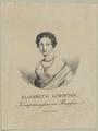 Bildnis der Kronprinzessin Elisabeth Ludovike von Preu�en, Schmidt, A. (1823) - um 1823 (Quelle: Digitaler Portraitindex)