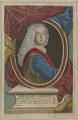Bildnis des Markgrafen Christian Ludwig zu Brandenburg, Dompropst zu Halberstadt, Leopold, Johann Christian-1720/1755 (Quelle: Digitaler Portraitindex)