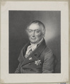 Bildnis des Karl Friedrich von Beyme, um 1850 (Quelle: Digitaler Portraitindex)