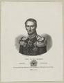 Bildnis des von Witzleben, 1801/1850 (Quelle: Digitaler Portraitindex)