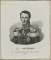 Bildnis des J. von Witzleben, 1801/1850 (Quelle: Digitaler Portraitindex)