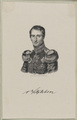 Bildnis des von Witzleben, 1842 (Quelle: Digitaler Portraitindex)