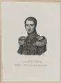 Bildnis des J. von Witzleben, 1841 (Quelle: Digitaler Portraitindex)