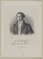 Bildnis des Georg Friedrich Bischoff, H. L ders - 1801/1850 (Quelle: Digitaler Portraitindex)