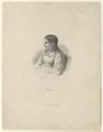 Bildnis der Bettina von Arnim, um 1830 (Quelle: Digitaler Portraitindex)
