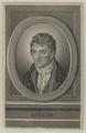 Bildnis des Heinrich Joseph von Collin, um 1820 (Quelle: Digitaler Portraitindex)