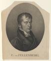 Bildnis des E. von Fellenberger, Franz Joseph Leopold - um 1820 (Quelle: Digitaler Portraitindex)