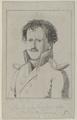 Bildnis des Friedrich Freiherr de la Motte Fouqu�, Carl Heinrich Rahl - um 1814 (Quelle: Digitaler Portraitindex)
